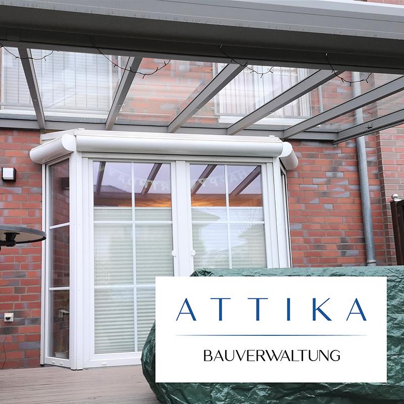 Attika Bauverwaltung Türen
