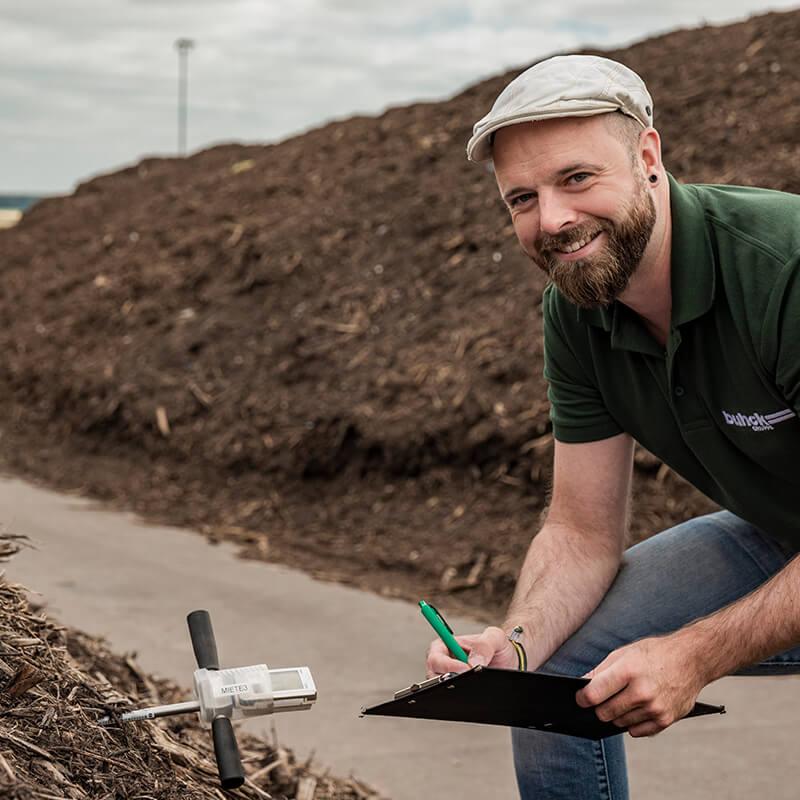 Bergedorfer Bautage Buhck Gruppe Kompost