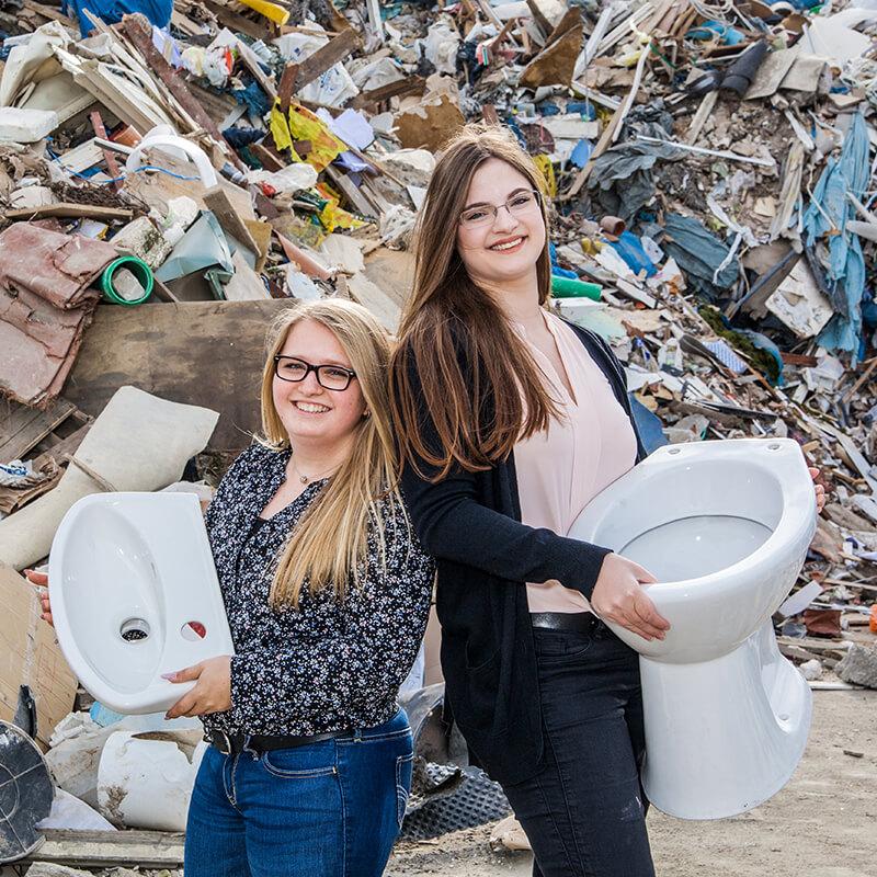 Bergedorfer Bautage Buhck Gruppe Mülldeponie