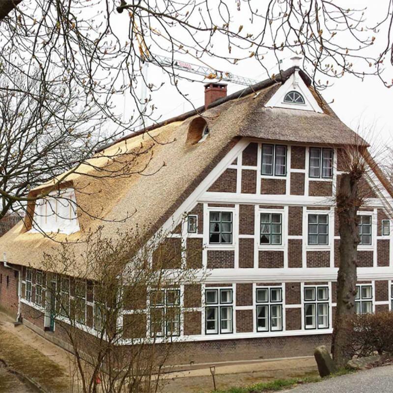Bergedorfer Bautage EnergieSpar-Haus Bergedorf Referenz Haus
