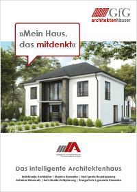 Bergedorfer Bautage GfG Architektenhäuser Broschüre Titel