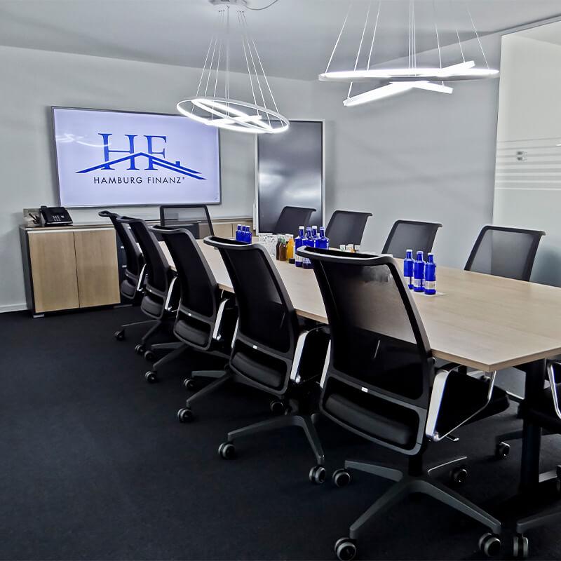 Bergedorfer Bautage Hamburg Finanz Meetingraum