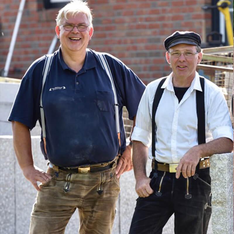 Bergedorfer Bautag Das Pflasterteam Team