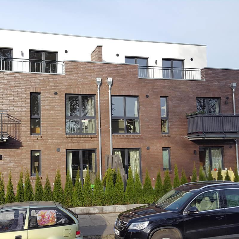 Bergedorfer Bautage BauService Timm GbR & Brinkmann Bauausführungen GmbH Immobilie