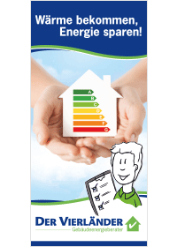 Bergedorfer Bautage die Vierländer Gebäudeenergieberater Flyer Titel