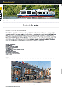 Bergedorfer Bautage Grossmann & Berger Stadtteil-Ratgeber Bergedorf