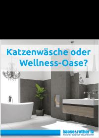 Bergedorfer Bautage haase & ruther Katzenwäsche oder Wellness-Oase?