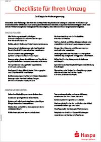Bergedorfer Bautage Haspa – Hamburger Sparkasse Checkliste Hauskauf