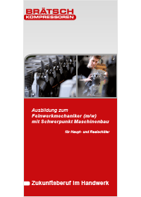 Bergedorfer Bautage Kurt Brätsch Kompressoren Azubi