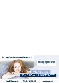 Bergedorfer Bautagedie Schlafdesigner Aktion