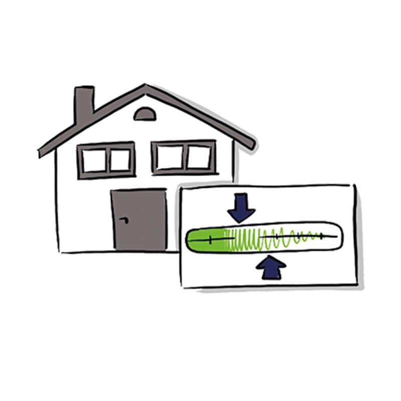 Bergedorfer Bautage die Vierländer Gebäudeenergieberater Grafik Energieberatung